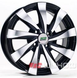 Колесные диски Nitro Y465 6.5x16 PCD 5x105.0 ET 39 DIA 56.6 BFP