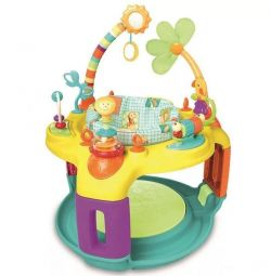 Rental of children's goods and toys