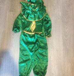 Новорічний костюм «Ліхтарик»