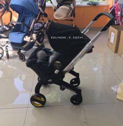 Stroller - foofoo car seat