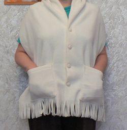 Original fleece cape