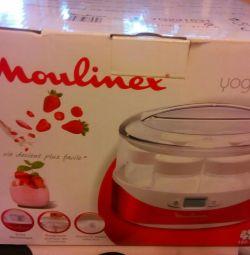 Yoghurt mulinex