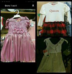 Новые платья от 700р