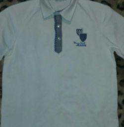 Рубашка - батник для школы