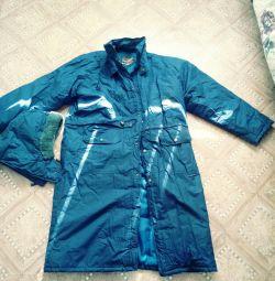 Новое пальто р 50