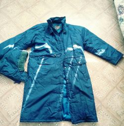 New coat p 50