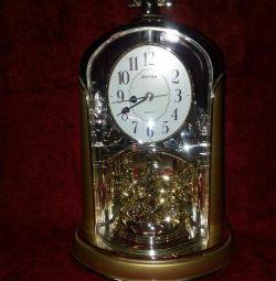 Interior clock Rhythm
