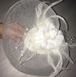 Wedding hat NEW
