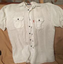 Linen shirt, XL