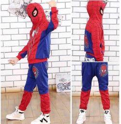 Costum de spiderman