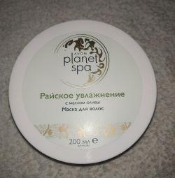 Saçlar için maske Planet Spa 200 ml. Avon