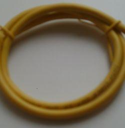 Cablu de rețea galben