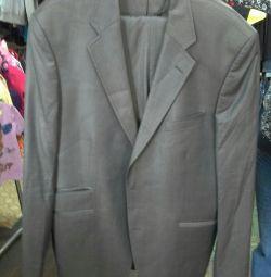 Costum nou (jacheta, pantaloni)