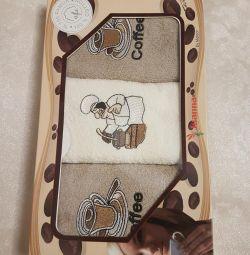 Towel set. Turkey