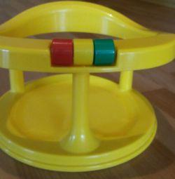 Сидіння для купання малюків