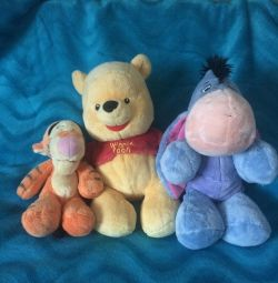 Winnie the Pooh Characters set