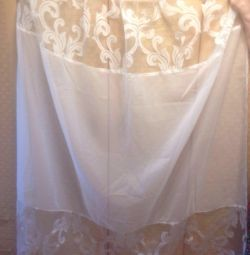 Curtains new tulle