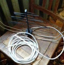 Antena pentru TV digital