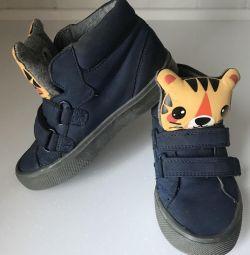 Mothercare πάνινα παπούτσια 28 μέγεθος