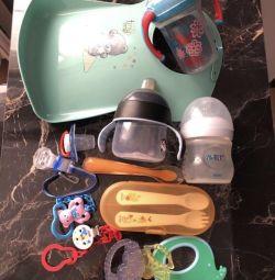 Cupe de apă, pipi, linguri și alte aventuri