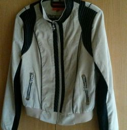 Bomber jacket new., 46 size