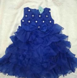 Princess dress for height 120-130cm