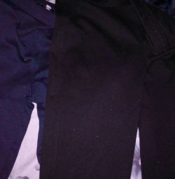 Παντελόνια, θρύλοι