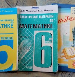 Matematik 5 ve 6 sınıfları