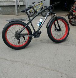 Fatbike bike