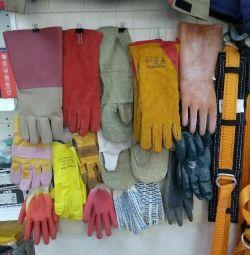 Gloves, Leggings