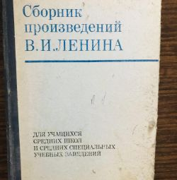 Collection of works of VI Lenin