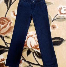 Pantaloni 122 doar Zarechny