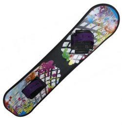 Snowboard pentru copii