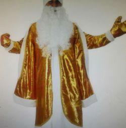 🌲 Χριστούγεννα κοστούμι Santa Claus