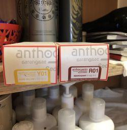 Vopsea antocianină nouă