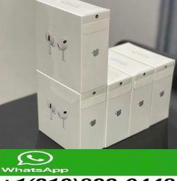 Apple airpods справжнє друге покоління бездротових