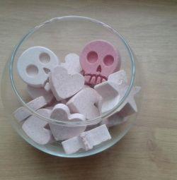 Figurine din ghips pentru decoratiuni interioare