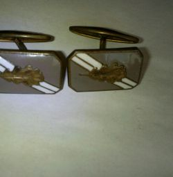cufflinks USSR 60year