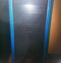 Ισχυρός υπολογιστής για παιχνίδια και λειτουργία AMD FX-6300 6 πυρήνων