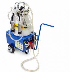 Milking machine Farmer ADE-02 750 of W, 48 kPa Miass