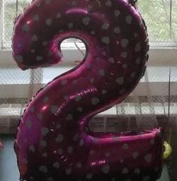 Цифра 2 и 4