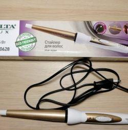Saç şekillendirici, saç maşası, LUX DL-0628