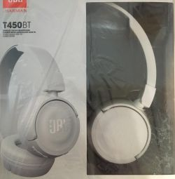 Wireless headphones 🎧 JBL T450BT