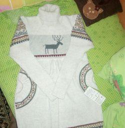 Платье Джакард 140 рост