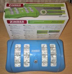 Bacaklar için Vibro masaj ZIMBER ZM-10877