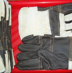 Рабочие перчатки AGKI. Германия
