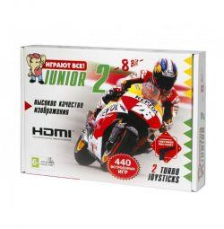 Dendy Junior 2 HDMI 440 повних ігор в комплекті