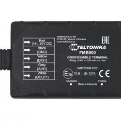 FMB900 GLONASS / GSM / Bluetooth Tracker