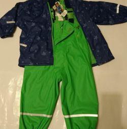 Νέο γερμανικό demi-κοστούμι. Κοστούμι για ένα αγόρι