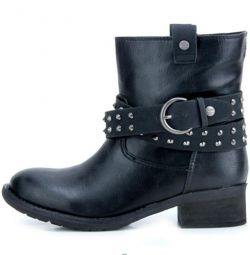 Big Star Spiked Boots